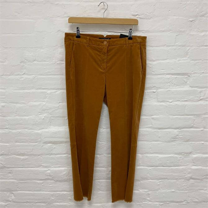 Luisa Cerano Flared Trousers