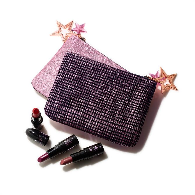 MAC Lucky Stars Lipstick Kit- x3 Mini Lipsticks