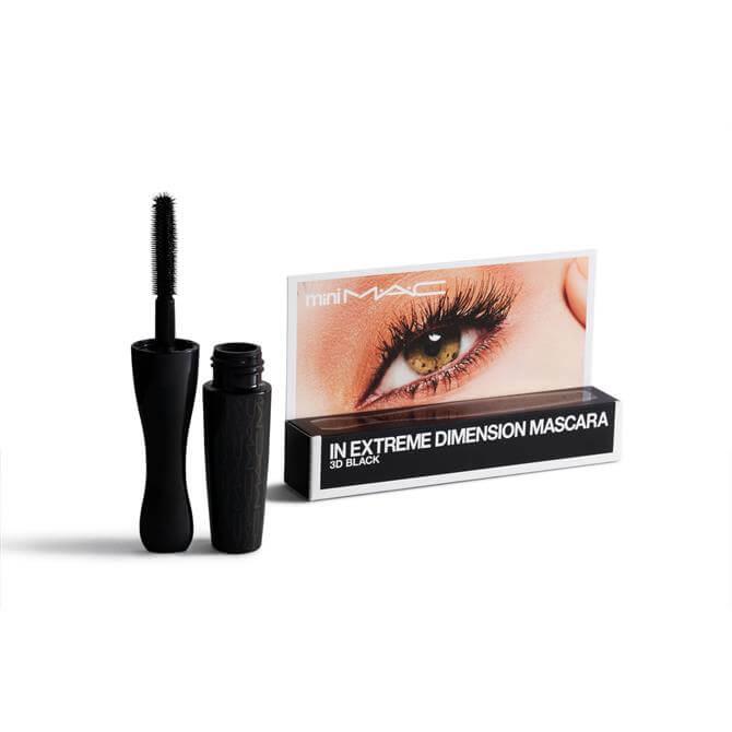MAC Mini In Extreme Dimension Lash Mascara- 3D Black