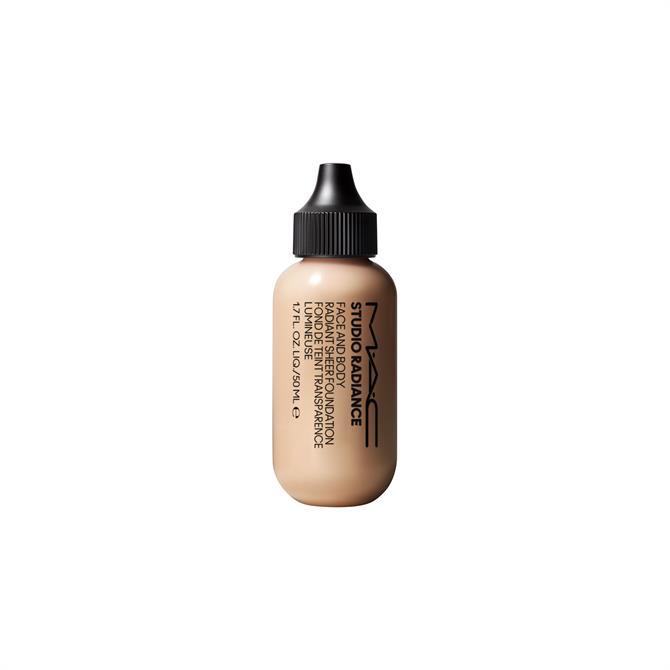 MAC Studio Radiance Face & Body Radiant Sheer Foundation 50ml