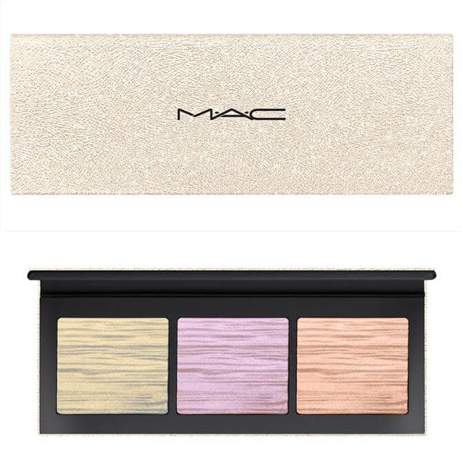 MAC Extra Dimension Skinfinish Highlighting Trios
