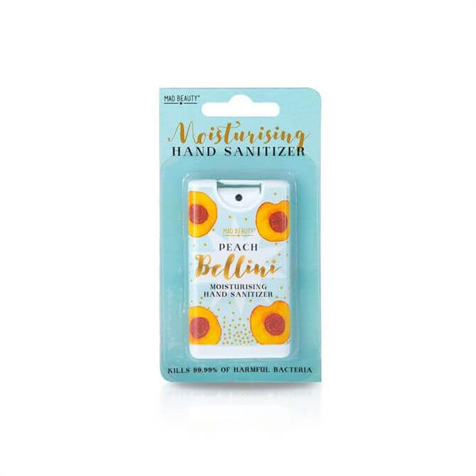 Mad Beauty Happy Hour Hand Sanitizer Peach