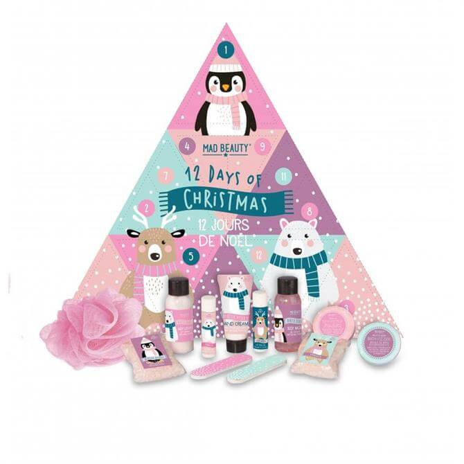 Mad Beauty 12 Days of Pampering Pyramid Advent Calendar