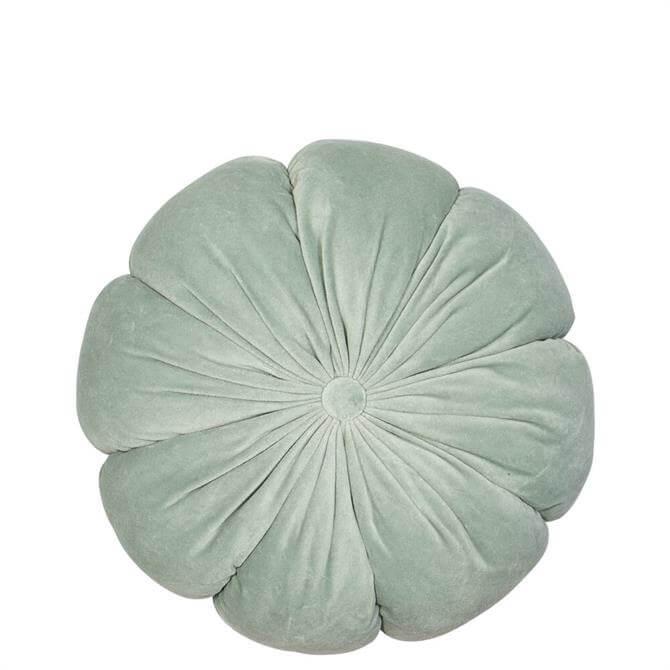 Malini Fleur Mint Cushion