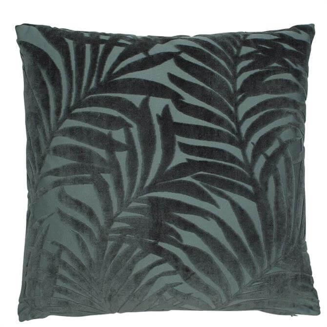 Malini Green Grassington Cushion