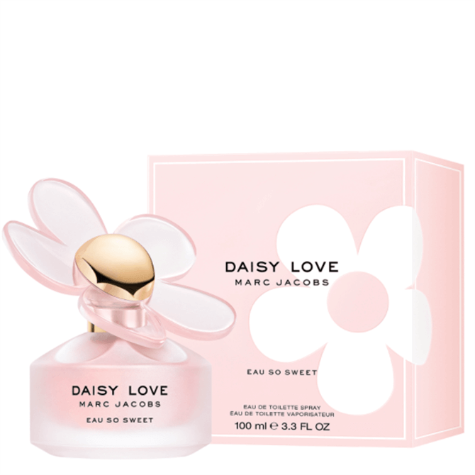 Marc Jacobs Daisy Love Eau So Sweet Eau de Toilette Spray 100ml