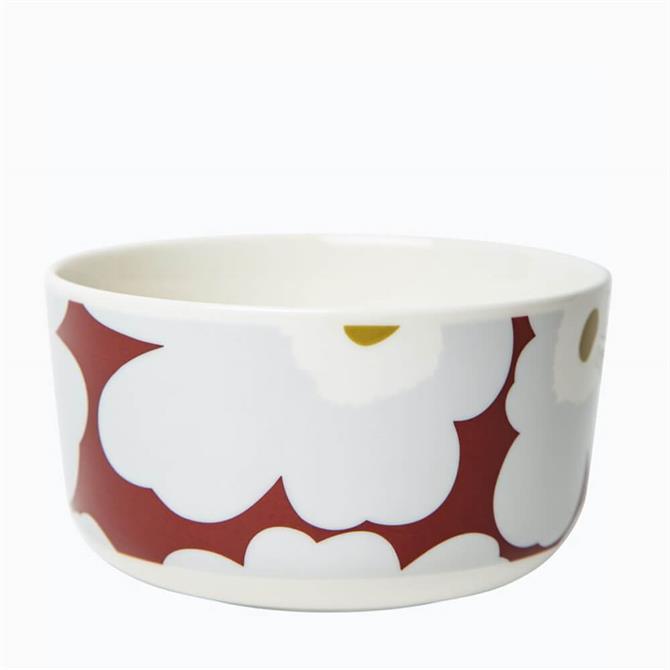 Marimekko Unikko Bowl