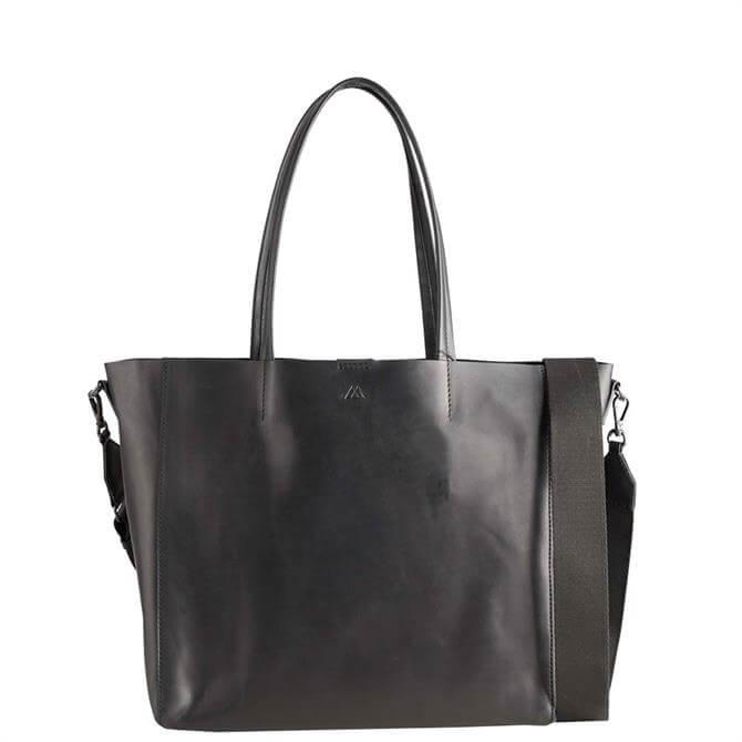 Markberg Reese Black Shopper Bag