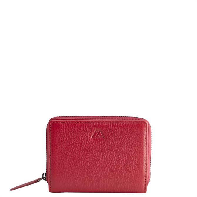 Markberg Kaia Grain Leather Wallet