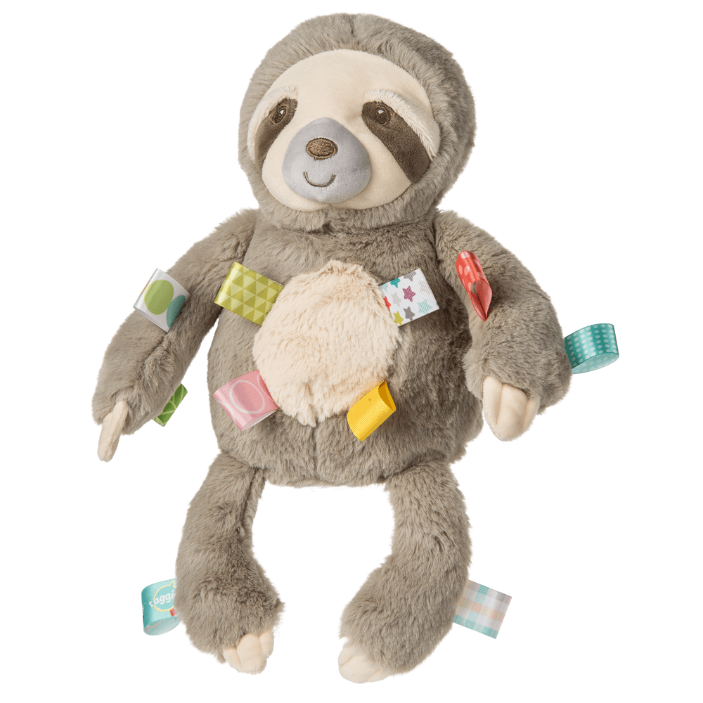 An image of Mary Meyer Taggies Molasses Sloth Soft Toy