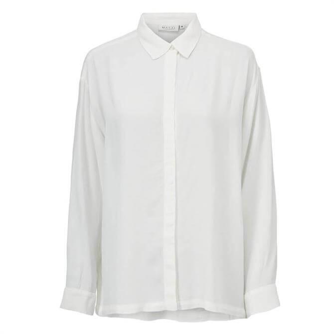 Masai Ibilla Classic Cream Shirt