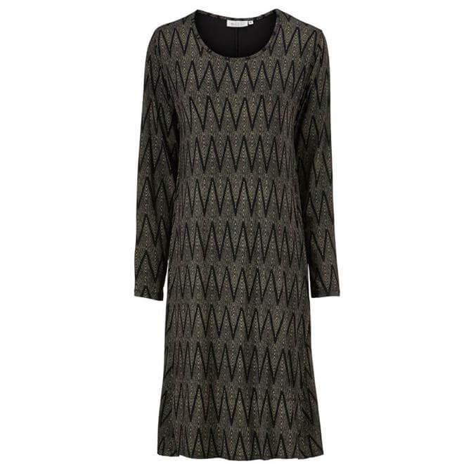 Masai Guella Zigzag Tunic Dress