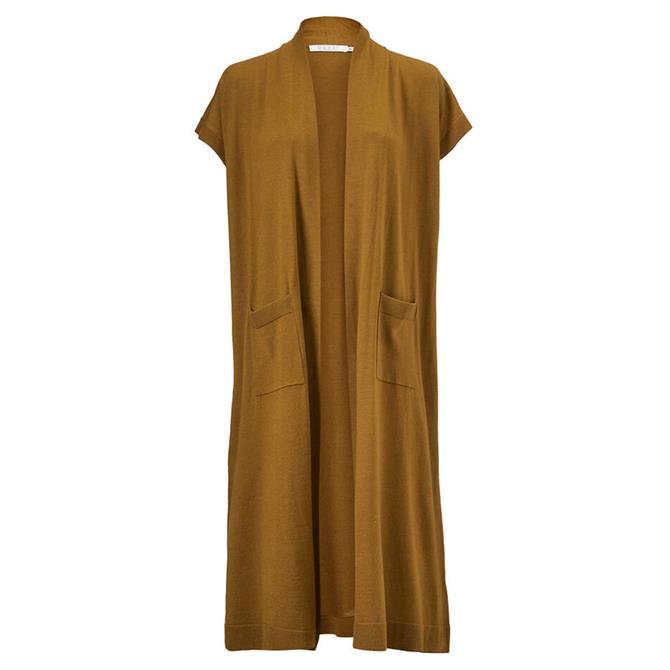 Masai Lee Open Short Sleeved Cardigan