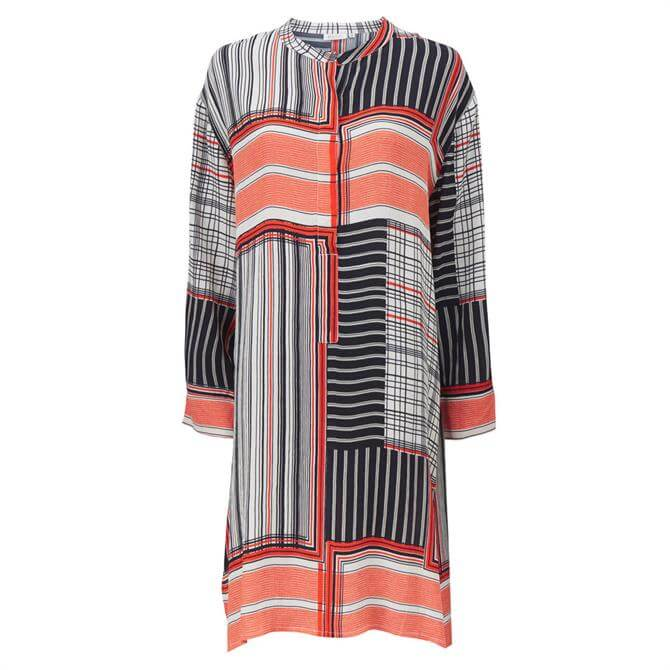 Masai Nolena Graphic Stripe Dress