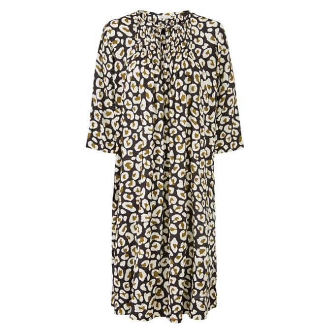 Masai Norise Animal Print Dress