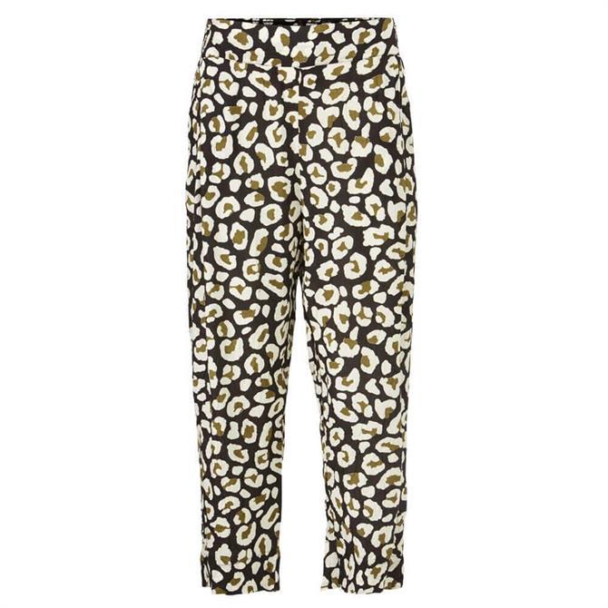Masai Petrina Animal Print Trousers