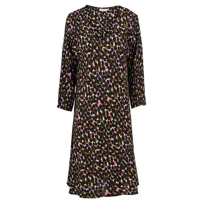Masai Vala Spot Print Tunic Dress
