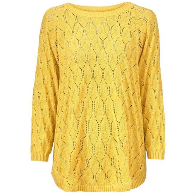 Masai Fatissi Lace Knit Sweater