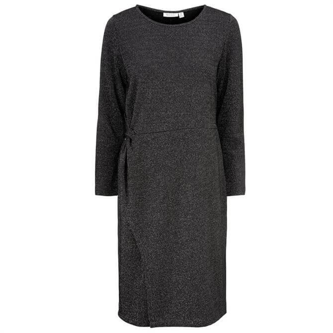 Masai Gleana Sparkle Long Sleeve Dress