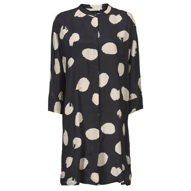 Masai Iosetta Polka Dot Shirt Dress