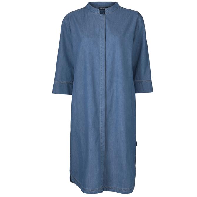 Masai Nimes Denim Shirt Tunic Dress