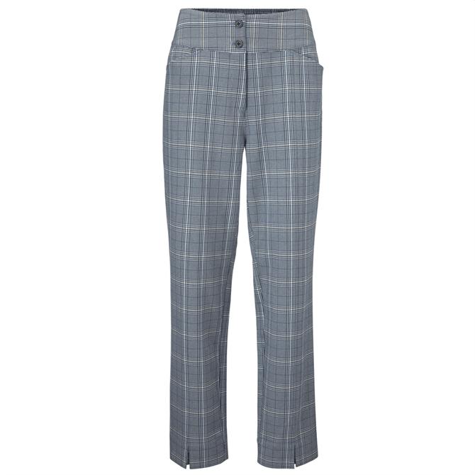Masai Perni Tailored Checked Trousers