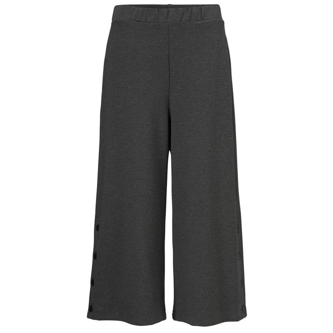 Masai Pina Button Detail Jersey Culottes