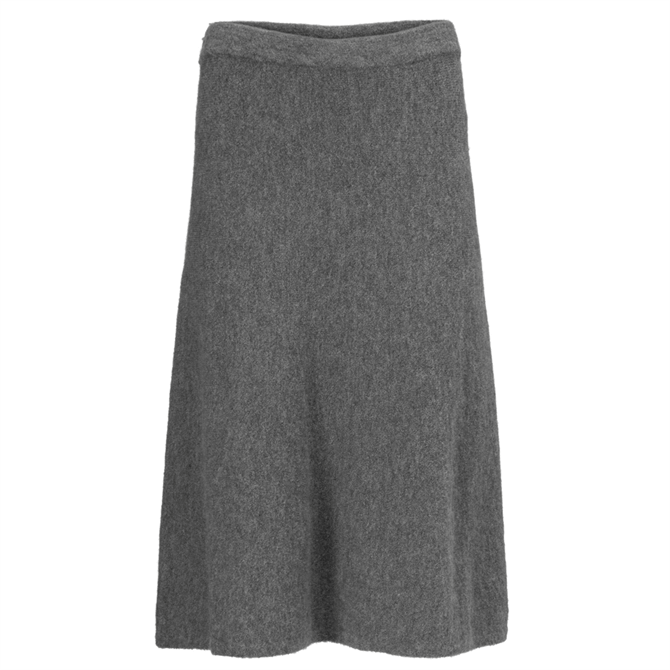 Masai Strom Wool Blend Knitted Skirt