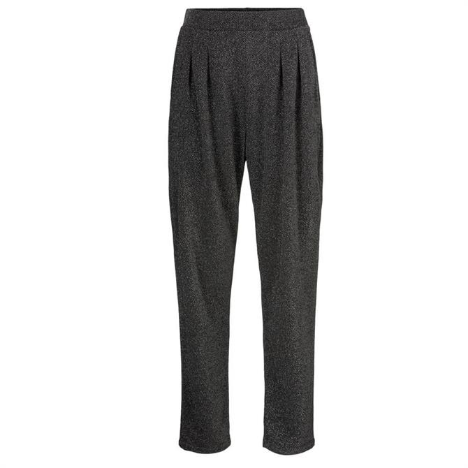 Masai Porcia Sparkly Jersey Trousers