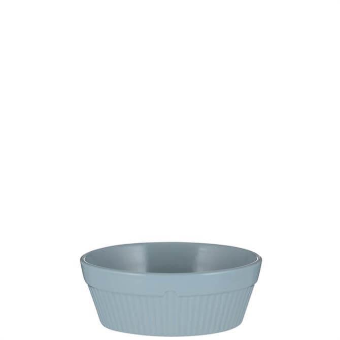 Mason Cash Classic Light Blue Oval Pie Dish 17cm