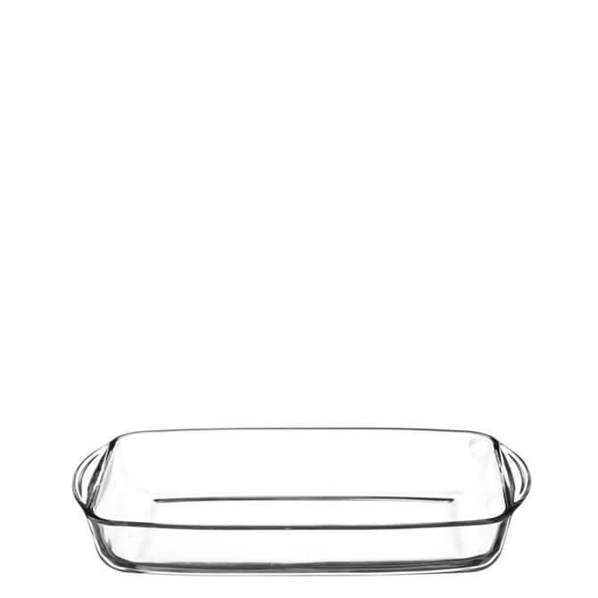 Mason Cash Classic Collection Glass Rectangular Baker