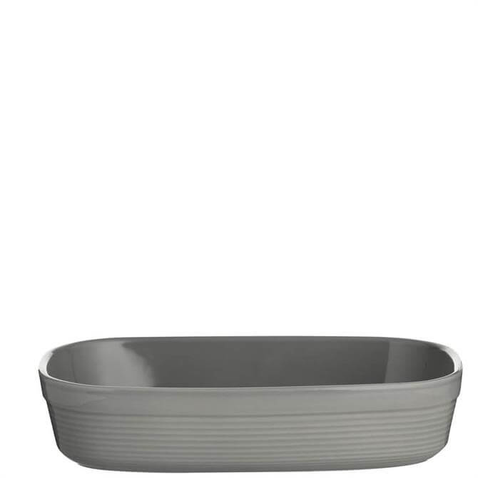 Mason Cash Grey 28cm Rectangular Dish