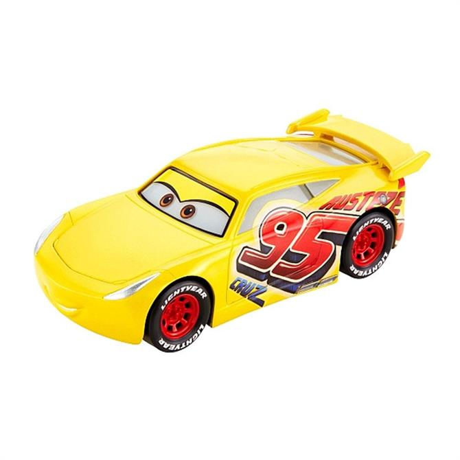 Disney Pixar Cars Racetrack Talkers - Cruz Ramirez