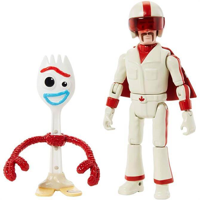 Toy Story 4 Forky & Duke Caboom Figures