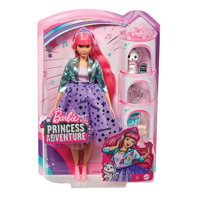 Barbie Princess Adventure Princess Daisy Doll
