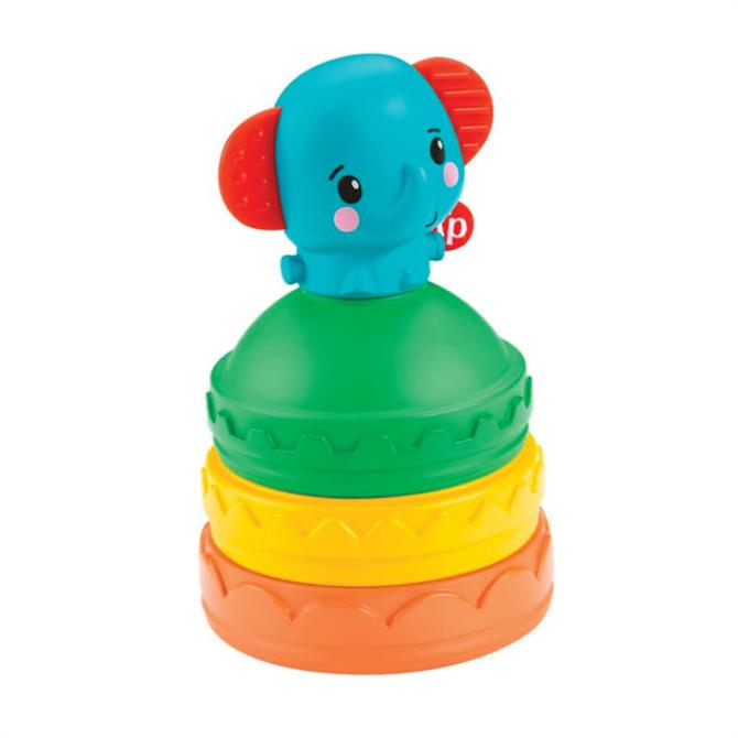 Fisher-Price Stacking Elephant Toy