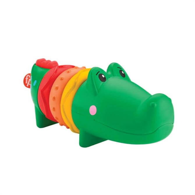 Fisher-Price Clicker Alligator Toy