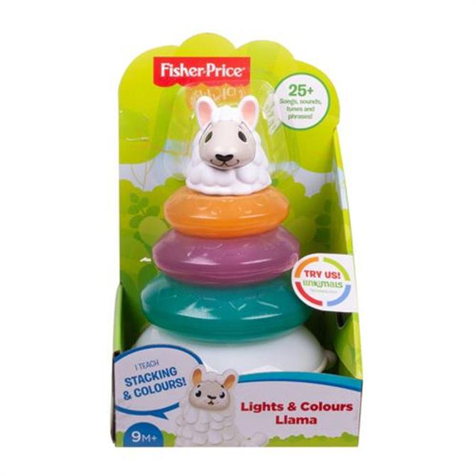 Fisher Price Linkimals Lights & Colours Llama