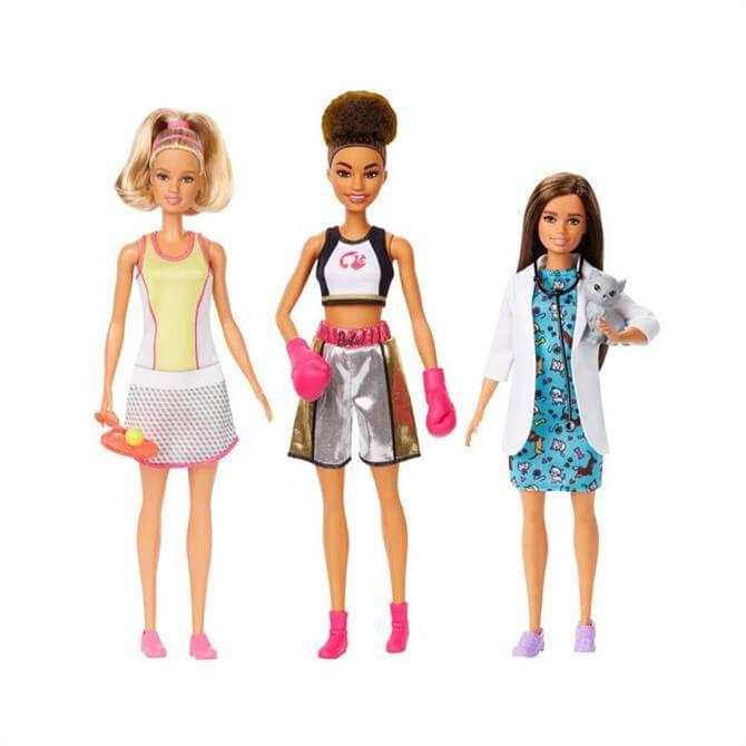 Mattel Barbie Career Doll Asst