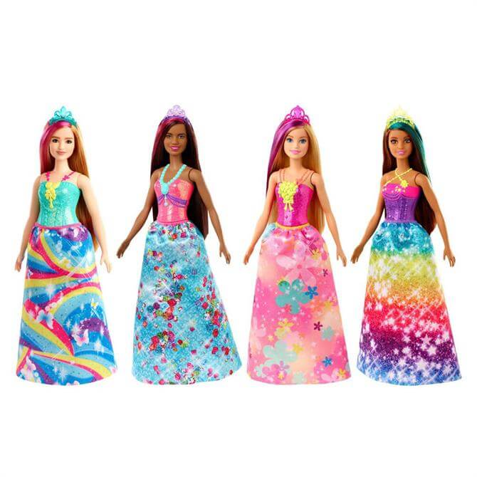 Mattel Barbie Dreamtopia Princess Doll Asst