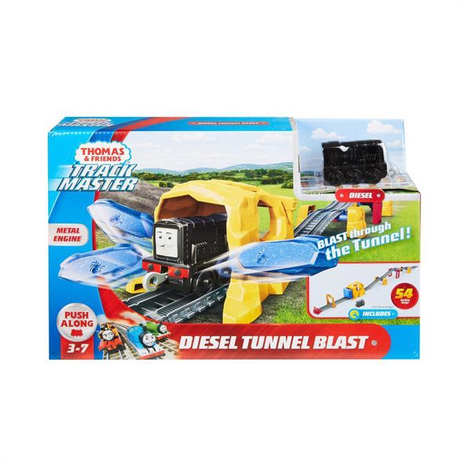 Thomas And Friends Diesel Tunnel Blast Set