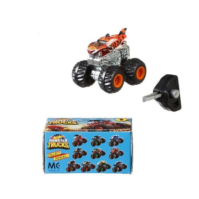 Mattel Hot Wheels Monster Trucks Blind Boxes Asst