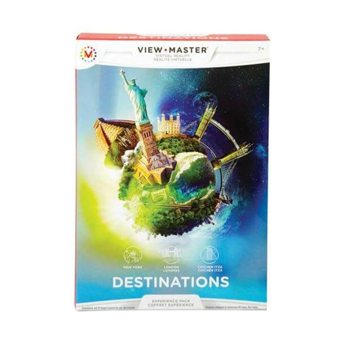 Mattel View Master Experience Extension Pack Destinations