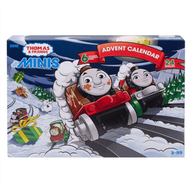 Thomas & Friends Mini's Advent Calendar 2019