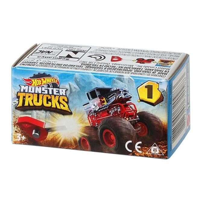 Hot Wheels Monster Trucks Mini Collection