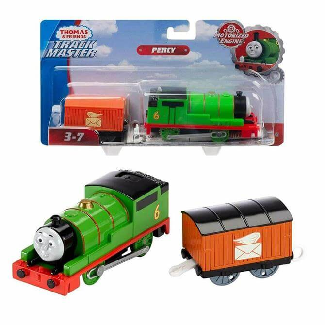 Thomas & Friends TrackMaster Motorised Percy