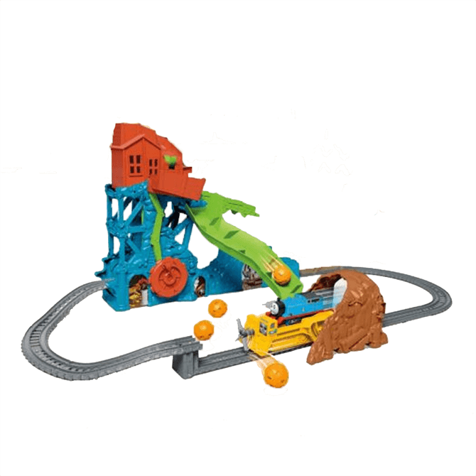 Thomas & Friends TrackMaster Cave Collapse Playset