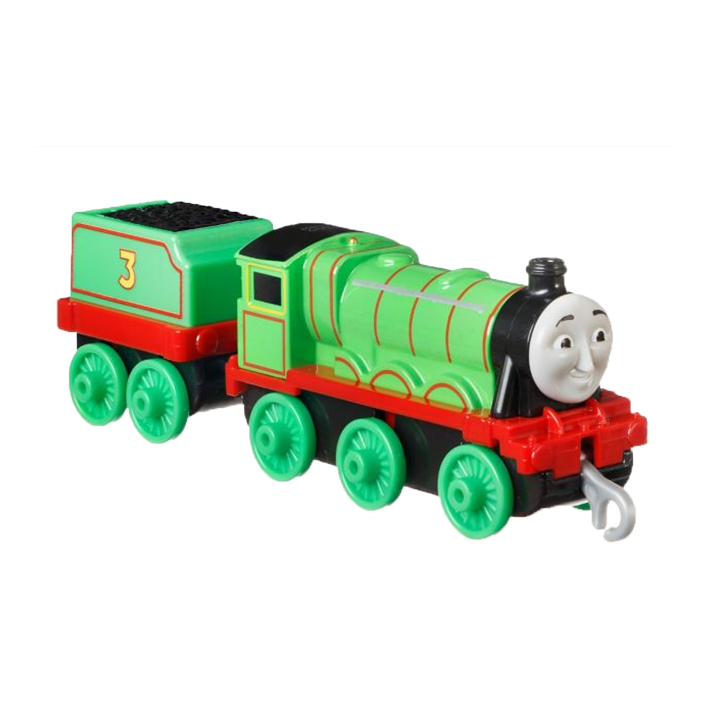An image of Thomas & Friends TrackMaster Henry
