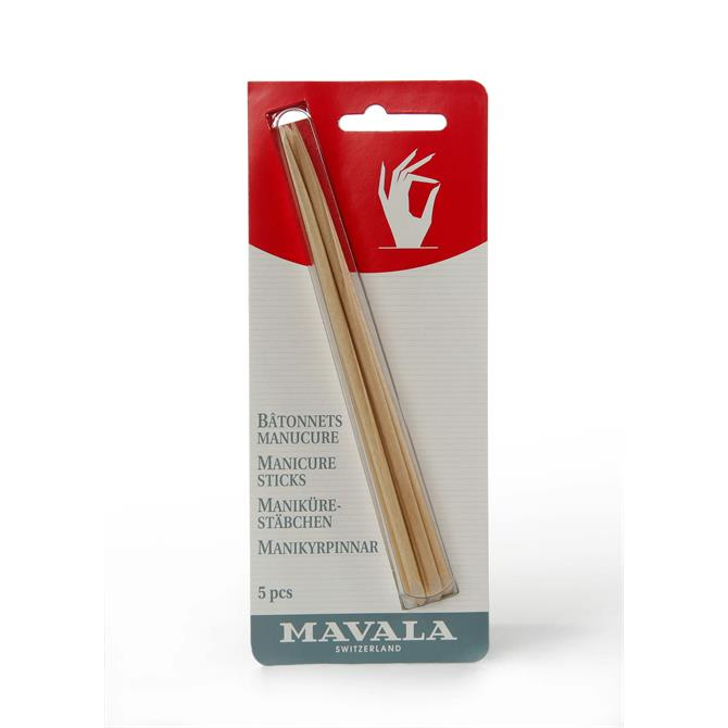 Mavala Manicure Sticks 5pc