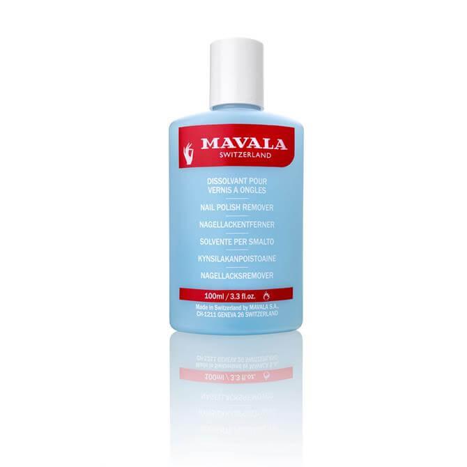 Mavala Nail Polish Remover 100ml- Mild with Acetone